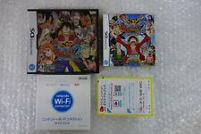 One Piece Gigant Battle 2 Shinsekai Nintendo DS Region Free Japan