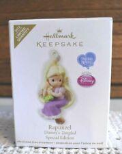 2012 Hallmark Ornament Rapunzel Precious Moments Disney's Tangled Special Ed.