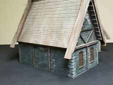 Model Skyrim Breezehome, 3D printed house 1:24 scale