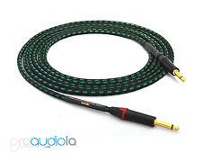 Evidence Audio Lyric HG Instrument Cable   Neutrik Gold TS to TS   10 ft.   3 m