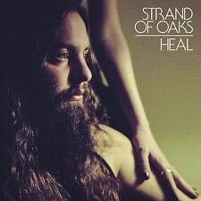 Strand of Oaks Heal CLEAR VINYL LP Record & Poster! j mascis of dinosaur jr NEW!