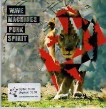 (482Y) Wave Machines, Punk Spirit - DJ CD
