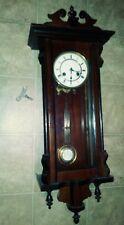 Antique German Pfeilkreuz PENDULUM Wall clock with R=A PendGerman  TIC TOC