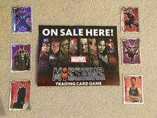 Superhero Marvel Movie Trading Card Singles