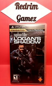 Syphon Filter Logans Shadow PSP Video Games