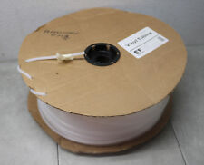 "1000' 1/4"" Vinyl Plastic Tubing Tube Hose .25in Outer Diameter OD 1/4in ID 1/8"""