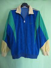 Veste Adidas TERMINATOR Ventex 80'S Bleu et jaune Vintage Jacket - 180 / L