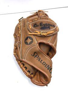 "Spalding Baseball Glove 42-5426 Lefty Lou Piniella Advisory Staff 10.5"""
