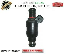 x1 Reman Fuel Injector OEM Lucas -85-01 Ford & Buick & Mercury & Mazda & Lincoln