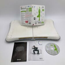 Nintendo Wii Fit Balance Board - White - With Wii Fit Game PAL - Max 150kg