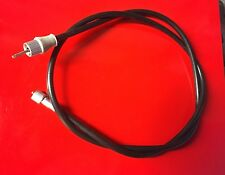 Lambretta Complete Speedo Cable - Italian Type Black All Series 3 LI SX TV GP