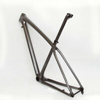 "15""/17""x29er Carbon Fiber T1000 Bike MTB Mountain Bicycle Frames Boost 148x12mm"