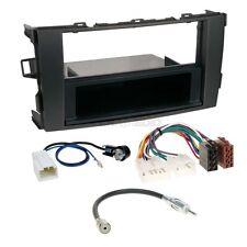 TOYOTA AURIS 07-12 1-DIN radio de voiture Set d'installation Câble adaptateur