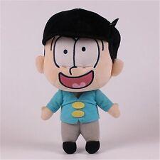 """Matsuno Jyushimatsu SIX SAME FACES Konya wa Saikou Osomatsu San 12"""" Plush Doll"""
