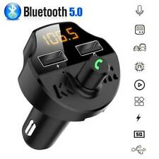 Bluetooth FM Transmitter Car MP3 Player Hands free Radio Adapter Kit USB Charger