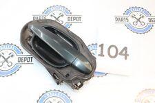 04-10 BMW E60 525i 530i 550i REAR RIGHT PASSENGER EXTERIOR DOOR HANDLE GREEN RH