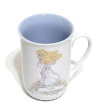 Precious Moments Vintage Name Mug - Lori - 1990 CollectIble Enesco Coffee Cup