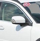 Genuine Mirror Cover Right - Ice White 39894360