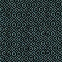Mistral Ikat Metallic Chenille   Velvet Sapphire Blue Curtain/upholstery Fabric