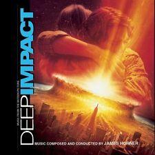 DEEP IMPACT Soundtrack (James HORNER)