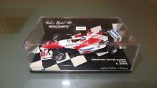 Ricardo Zonta Toyota F1 TF104 1:43 Limited Edition F1 Minichamps