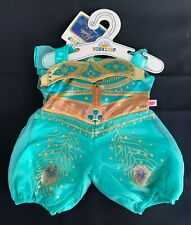 Build-A-Bear Princess Jasmine Outfit and Tiara **NEW WITH TAG**