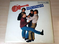 The Monkees/Headquarters/1967 RCA Victor Mono LP