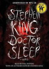 Doctor Sleep by Stephen King (CD-Audio, 2016)