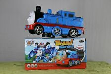 ROBOT Transformer Treno CONVERTIBILE-LIGHT-suono fantastico per Bambini Giocattolo Regalo
