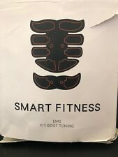 Smart Fitness EMS Fit Boot Toning Ab & Muscle Trainer, Unisex
