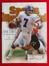 1997 SPECIAL DOUBLE ISSUE DENVER BRONCOS JOHN ELWAY TRIBUTE Sports Illustrated