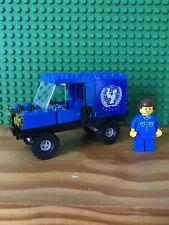 Lego 106 Custom Unicef Van