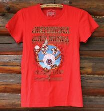 Womens Wolfgang's Vault Jimi Hendrix Experience Red Rock T-Shirt Size Medium +
