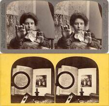 18 Stereofotos - hochinteressante 3-D-Motive Serie 2