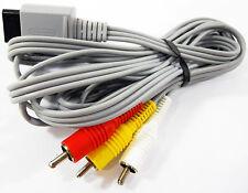 Official OEM Nintendo Wii AV Audio Video Composite RCA AV Cable RVL-009