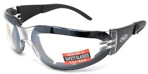 Clear Glasses/Sunglasses 4 Cricket Cycling Golf Shooting Ski Tennis & Motorcycle