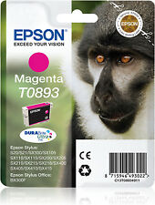 Epson cartucho T0893 magenta S20/sx205/405