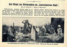 Peri Mahal Das Märchenschloss aus 1001 Nacht Historical Memorabilia 1910