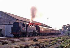 PHOTO  IRISH RAILWAY - STEAM LOCO NO  4 ROSCREA 14.08.1988