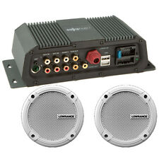 "LOWRANCE SONICHUB2 & 6.5"" SPEAKERS"