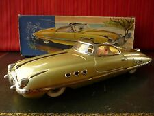 Very Rare Tippco Tipp&Co TCO 960 Tin Battery Phantom Golden Convertible w Or Box