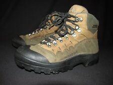 Montrail Gentor Integrafit Gore-Tex Tan Green Hiking Trail Women's 6.5M