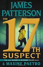Women's Murder Club: 17th Shooter 17 by James Patterson (2018, Hardcover)