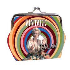 Pochette Portamonete Clic Clac Marilyn Monroe Vintage Multicolore