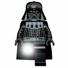 LEGO STAR WARS DARTH VADER LED TORCH BEDSIDE LIGHT KIDS BEDROOM 100% OFFICIAL