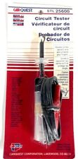 Lisle (Carquest) Circuit Tester Handy Hooker STL-25600 Up To 28v Made in the USA