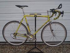 CIOCC Assiolo Bicycle 1996 Vintage Italian Road 56 cm Bike Italy w/ Hard Case