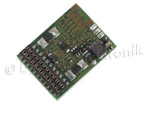 Lenz 10321-01 DCC Digital Decoder Silver 21+ New