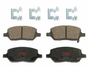 Rear Brake Pad Set For Buick Chevy Pontiac Terraza Uplander Montana Relay GD86R7