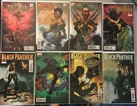 Black Panther ALL Variant Comic Lot/run Marvel NM - Gemini Shipping